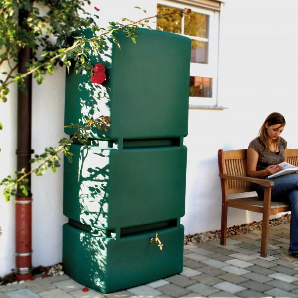 regentonne jumbo kologisch und praktisch mein traumgarten. Black Bedroom Furniture Sets. Home Design Ideas