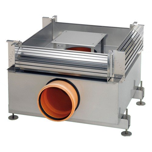 3P Volumenfilter VF12 für Großanlagen