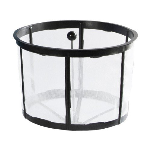 Filterkorb Ø 30,5 cm mit Entnahmestange für Zisternenfilter