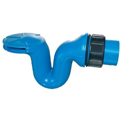 Überlaufsiphon UNO DN 100 für Regenwassertanks