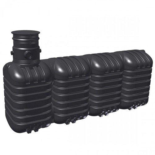 Kunststoffzisterne AquiriRain ST Grundpaket 10.000 Liter