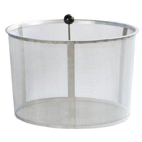 Filterkorb aus Edelstahl Ø 305 mm für Zisternenfilter