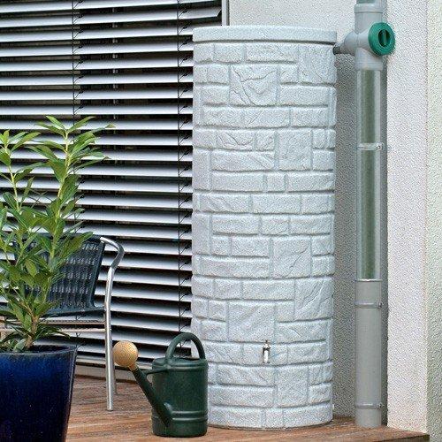 Regentonne 360 Liter Arcado granit