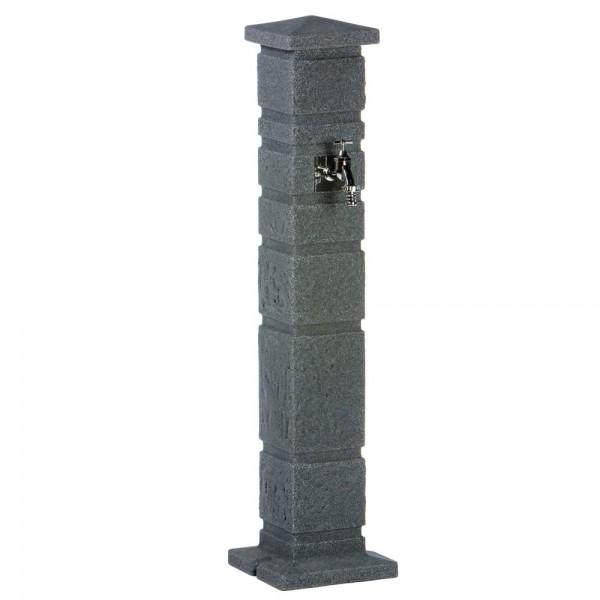 Wasserzapfstelle Romana black granit